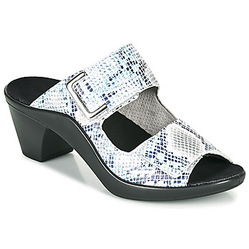 Shoes Women Mules Romika Westland ST TROPEZ 353 White
