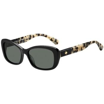 Watches & Jewellery  Women Sunglasses Kate Spade Claretta/P/S Black/Havana/Grey