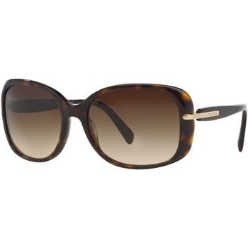 Watches & Jewellery  Sunglasses Prada SPR08O Havana/Brown