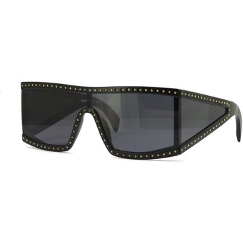 Watches & Jewellery  Sunglasses Love Moschino MOS004/S Black/Grey