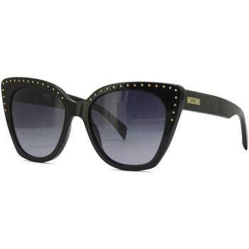 Watches & Jewellery  Sunglasses Love Moschino MOS005/S Black/Grey Gradient