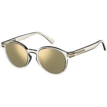 Watches & Jewellery  Women Sunglasses Marc by Marc Jacobs Marc 224/S Crystal/Brown Mirror