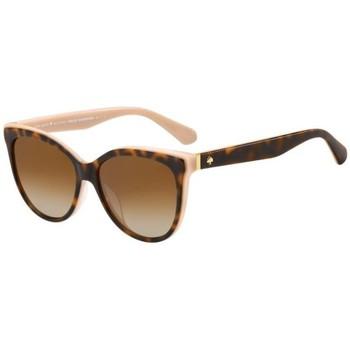 Watches & Jewellery  Sunglasses Kate Spade Daesha/S Dark Tortoise/Polarised Brown