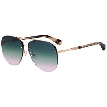 Watches & Jewellery  Sunglasses Kate Spade Jakayla/S Gold/Pink Gradient