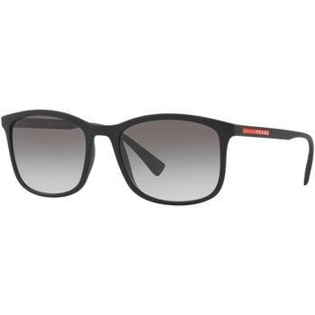 Watches & Jewellery  Sunglasses Prada Linea Rossa SPS01T Black/Grey Gradient