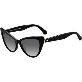 Watches & Jewellery  Sunglasses Kate Spade Karina/S Black/Grey Gradient