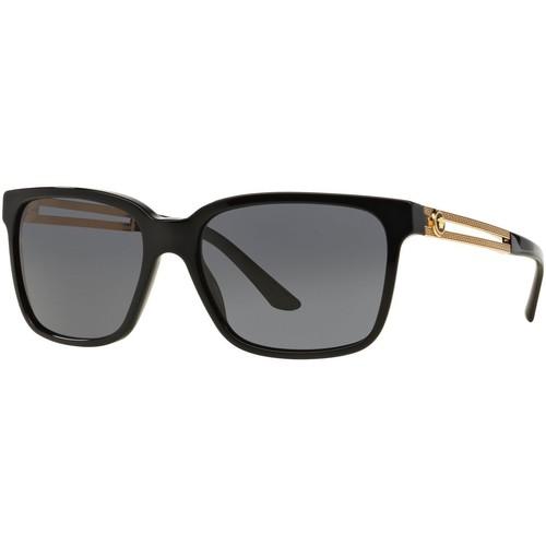 Watches & Jewellery  Sunglasses Versace  Black/Grey