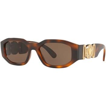 Watches & Jewellery  Sunglasses Versace VE4361 Dark Tortoise/Brown