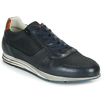 Shoes Men Low top trainers Bullboxer 477K26343FKNNC Blue