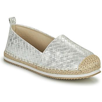 Shoes Women Espadrilles Bullboxer 186000F4S Silver