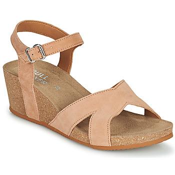 Shoes Women Sandals Bullboxer 502000E2C Beige