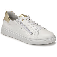 Shoes Girl Low top trainers Bullboxer AOP000E5L-WHPN White