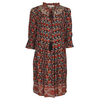 Clothing Women Short Dresses Derhy SCALA Black