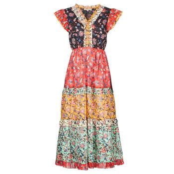 Clothing Women Long Dresses Derhy SAGESSE Multicolour