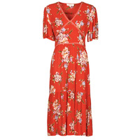 Clothing Women Long Dresses Derhy SUPERSTITIEUSE Red