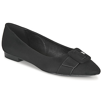 Shoes Women Flat shoes Esprit KINA Black