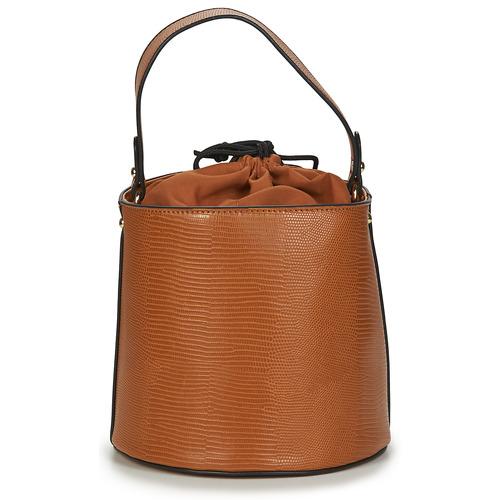Bags Women Shoulder bags Moony Mood OBAGGI Camel