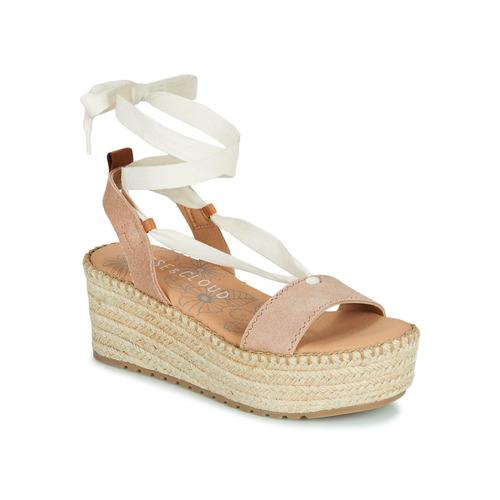 Shoes Women Sandals Musse & Cloud CLOUD Nude