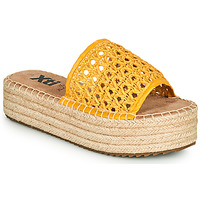 Shoes Women Mules Xti FREDI Yellow