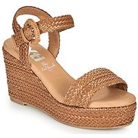 Shoes Women Sandals Xti CRAMA Cognac