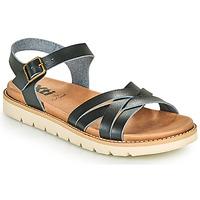 Shoes Women Sandals Xti OSSA Black