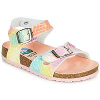 Shoes Girl Sandals Pablosky MULTI Multicolour