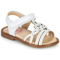 Shoes Girl Sandals Pablosky MARIE White