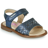 Shoes Girl Sandals Pablosky AMBROI Marine