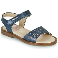 Shoes Girl Sandals Pablosky LILLA Marine