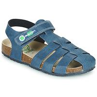 Shoes Boy Sandals Pablosky DAMMI Blue