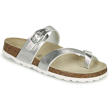 Shoes Girl Mules Citrouille et Compagnie OMILA Silver