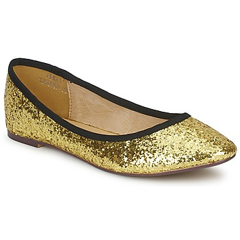 Shoes Women Flat shoes Friis & Company PERLA GOLD