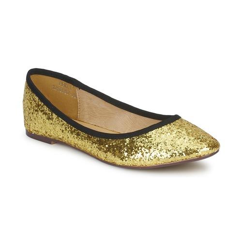 Shoes Women Flat shoes Friis & Company PERLA Gold