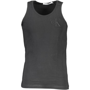 Clothing Men Tops / Sleeveless T-shirts Calvin Klein Jeans