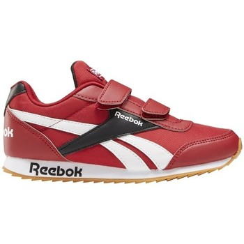 Shoes Children Low top trainers Reebok Sport Royal Cljog 2 2V White,Red