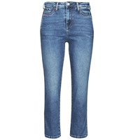 Clothing Women Slim jeans Pepe jeans DION 7/8 Blue / Medium / Hf8