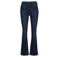 Clothing Women Bootcut jeans Pepe jeans DION FLARE Blue / Raw / Dg2
