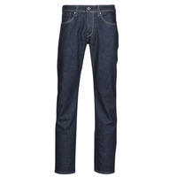 Clothing Men Straight jeans Pepe jeans CASH Blue / Raw / Aa9