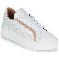 Shoes Women Low top trainers See by Chloé SEVY White / Pink / Nude