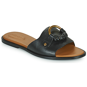 Shoes Women Mules See by Chloé HANA SB3305 Black
