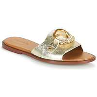 Shoes Women Mules See by Chloé HANA SB3305 Gold