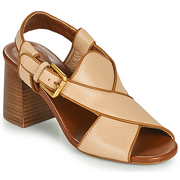 Shoes Women Sandals See by Chloé HELLA Beige