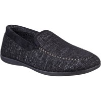 Shoes Men Slippers Cotswold Stanley Black