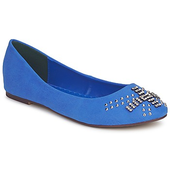 Shoes Women Flat shoes Friis & Company SISSI Blue