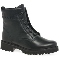 Shoes Women Mid boots Remonte Dorndorf Cable Womens Biker Boots black