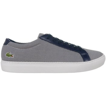 Shoes Men Low top trainers Lacoste L 12 12 217 1 Navy blue
