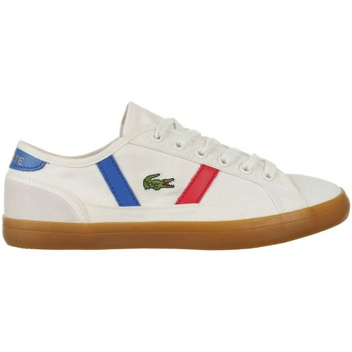 Shoes Women Low top trainers Lacoste Sideline White
