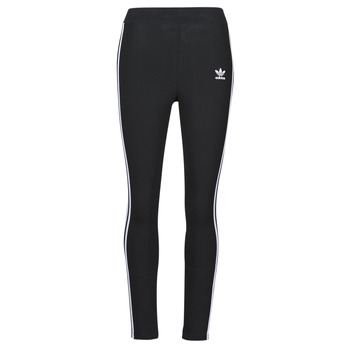 Clothing Women Leggings adidas Originals 3 STR TIGHT Black
