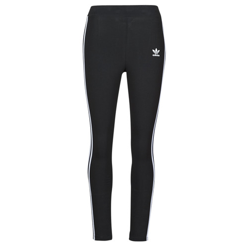 Clothing Women Leggings adidas Originals 3 STR TIGHT Black