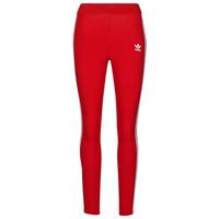 Clothing Women Leggings adidas Originals 3 STR TIGHT Red